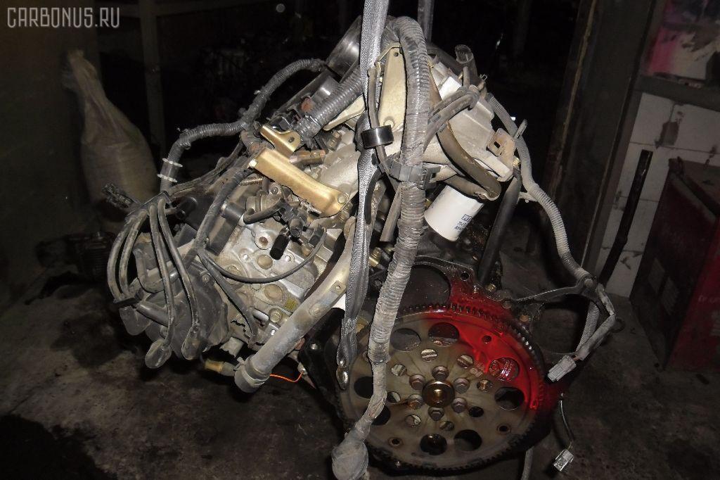 Двигатель NISSAN AD VAN VFY10 GA15DE. Фото 4