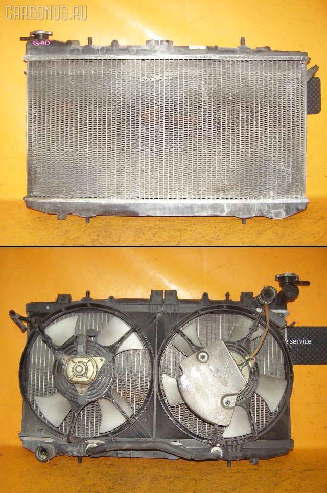 Радиатор ДВС NISSAN AD WAGON VFY10 GA15DE. Фото 1