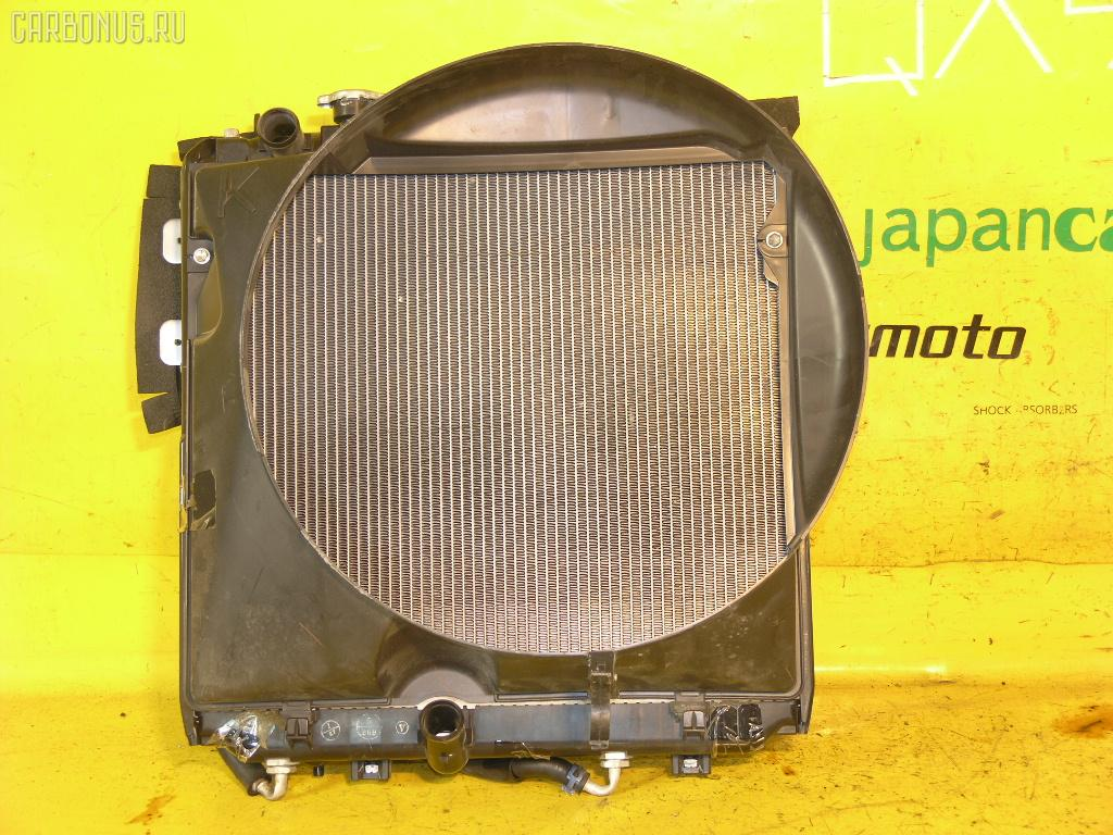 Радиатор ДВС Toyota Dyna KDY220 2KD Фото 1