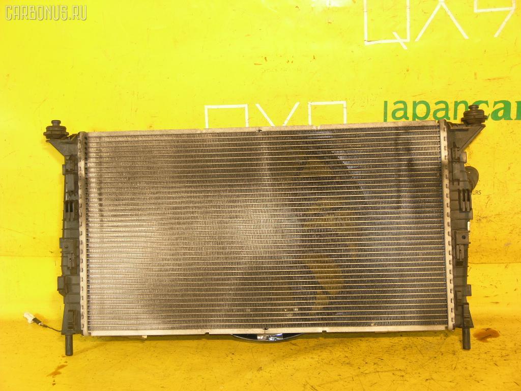 Радиатор ДВС FORD FOCUS II WF0AOD AODA. Фото 3