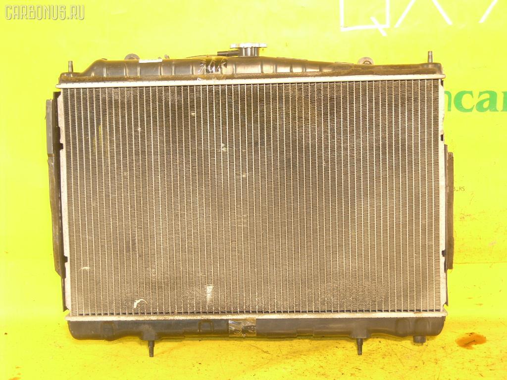 Радиатор ДВС NISSAN SKYLINE ECR33 RB25DE. Фото 4