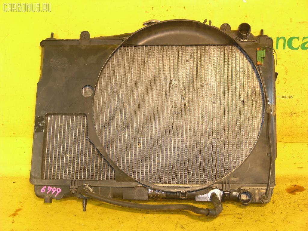 Радиатор ДВС NISSAN SKYLINE ECR33 RB25DE. Фото 5
