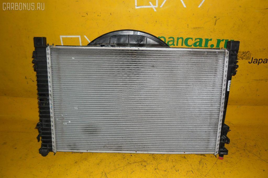 Радиатор ДВС MERCEDES-BENZ C-CLASS STATION WAGON S203.242 271.940. Фото 1