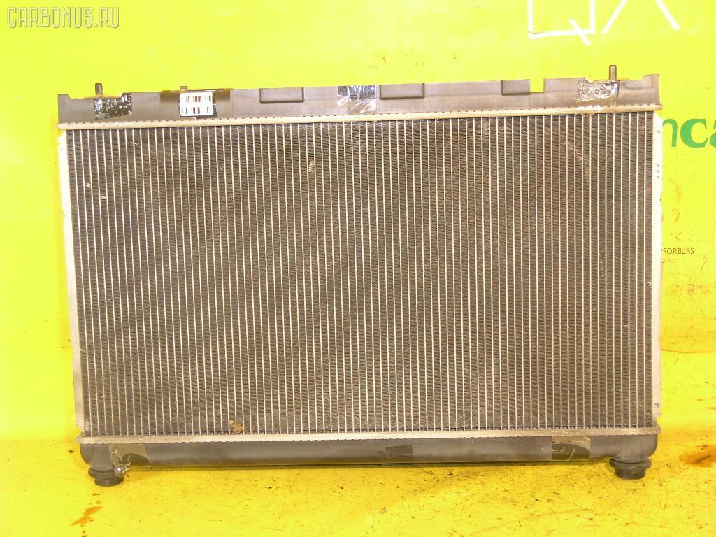 Радиатор ДВС TOYOTA WINDOM MCV30 1MZ-FE. Фото 1