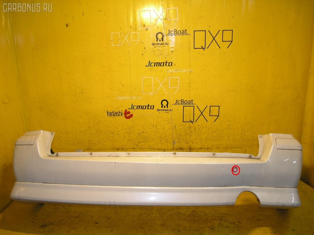 Бампер MITSUBISHI CHARIOT GRANDIS N84W. Фото 1