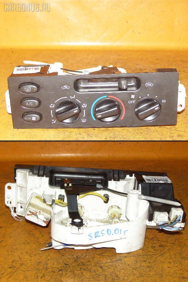 Блок управления климатконтроля TOYOTA LITE ACE NOAH SR50G 3S-FE. Фото 3