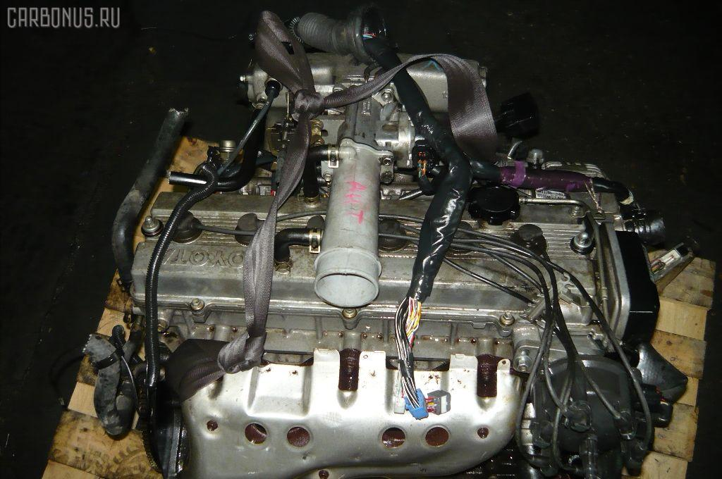 Двигатель TOYOTA MARK II GX100 1G-FE. Фото 3