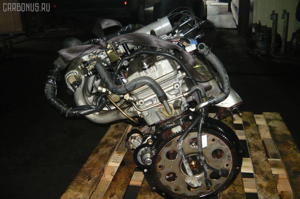 Двигатель TOYOTA MARK II GX100 1G-FE. Фото 4