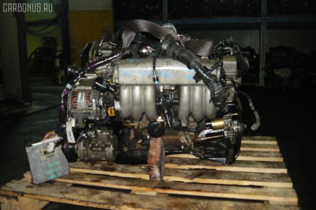 Двигатель TOYOTA MARK II GX100 1G-FE. Фото 5