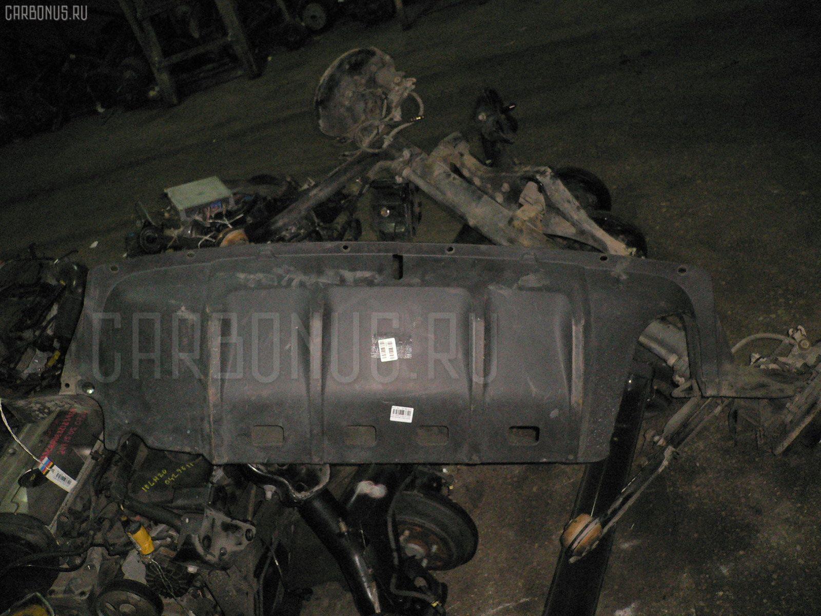 Защита двигателя HONDA HR-V GH1 D16A Фото 1