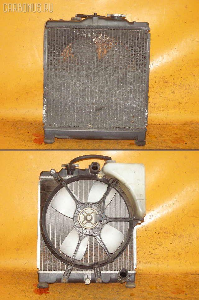 Радиатор ДВС HONDA DOMANI MB4 D16A. Фото 10