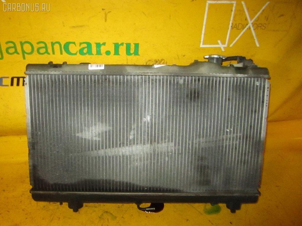 Радиатор ДВС TOYOTA RAUM EXZ10 5E-FE. Фото 3