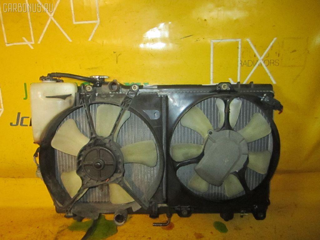 Радиатор ДВС TOYOTA RAUM EXZ10 5E-FE. Фото 4