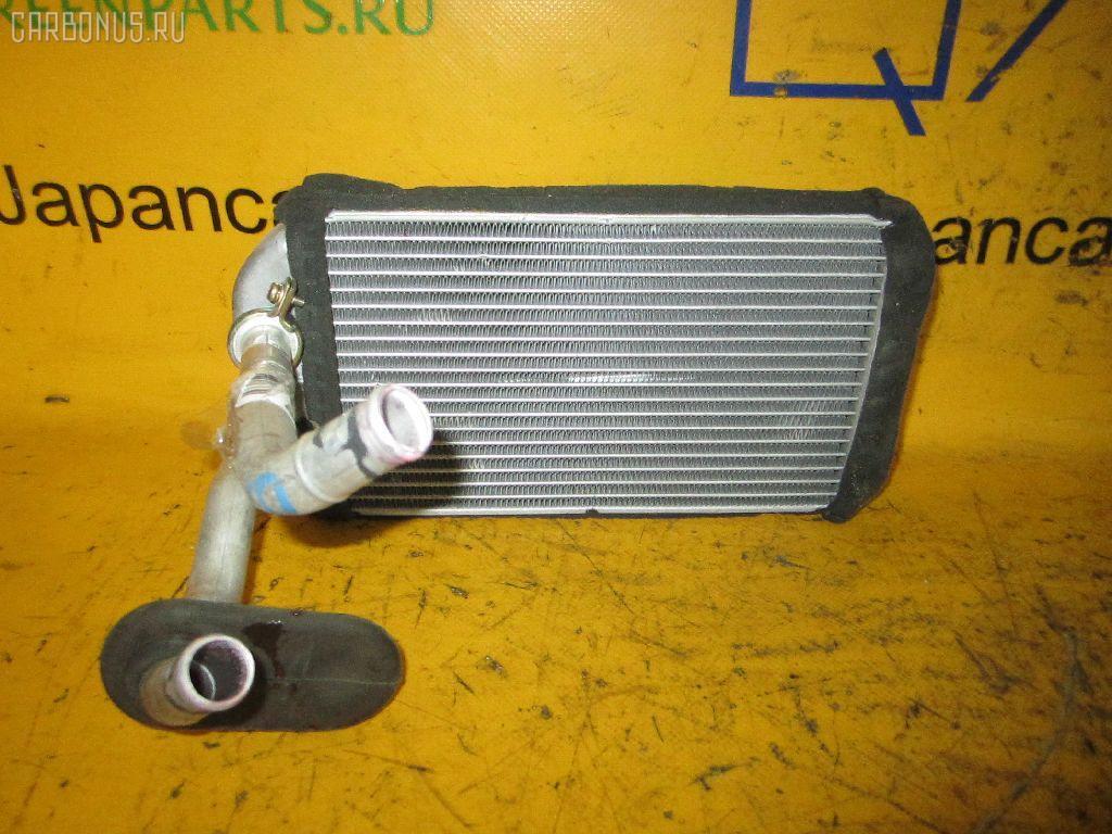 Радиатор печки TOYOTA RAUM EXZ10 5E-FE. Фото 2