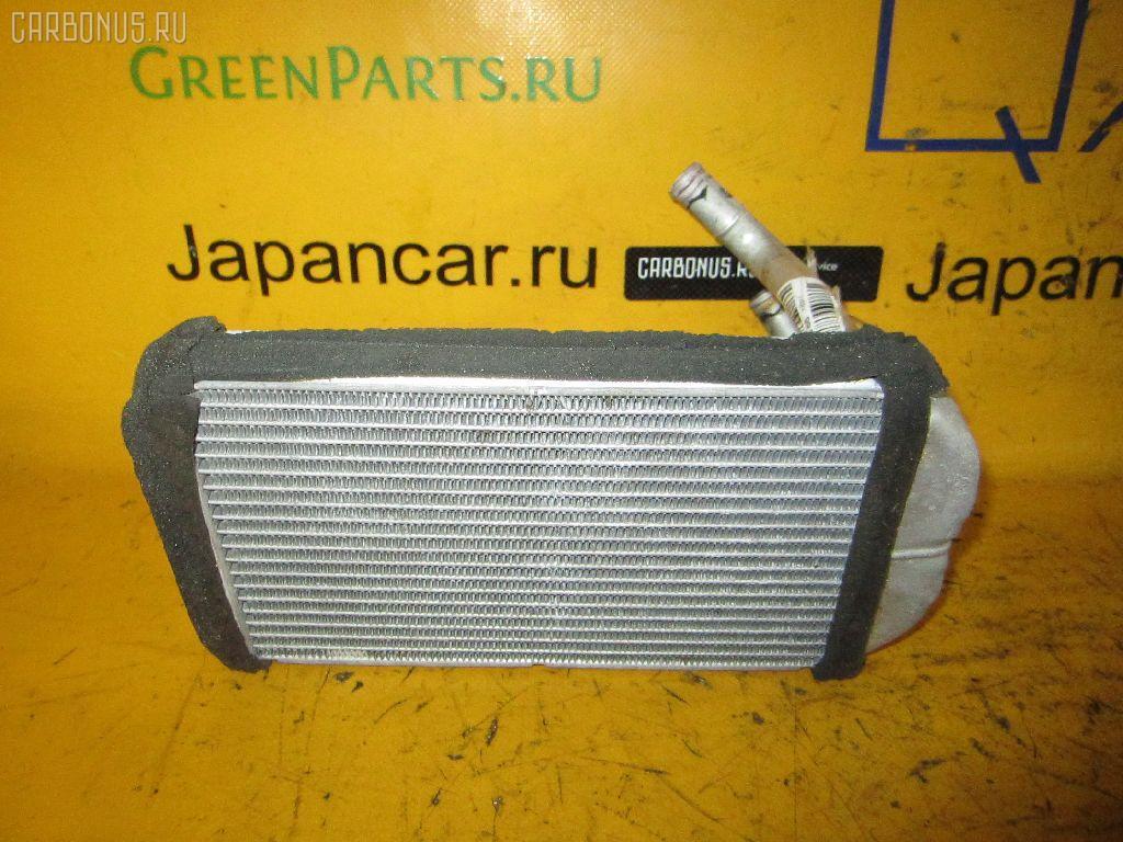 Радиатор печки TOYOTA RAUM EXZ10 5E-FE. Фото 3
