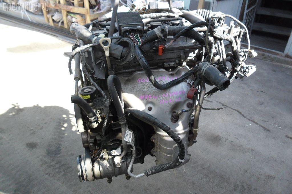 Двигатель MITSUBISHI CHARIOT GRANDIS N84W 4G64. Фото 3