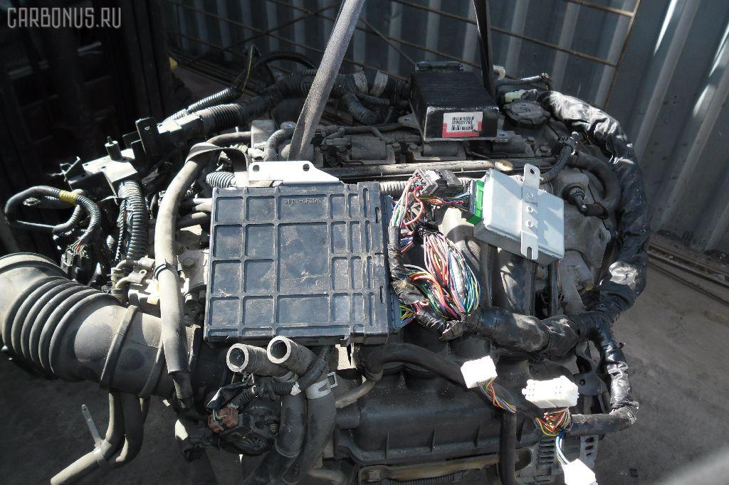 Двигатель MITSUBISHI CHARIOT GRANDIS N84W 4G64. Фото 4