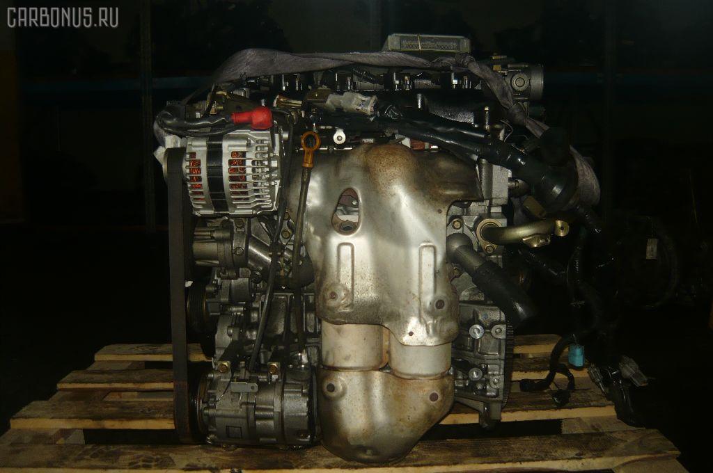 Двигатель NISSAN X-TRAIL T30 QR20DE. Фото 4
