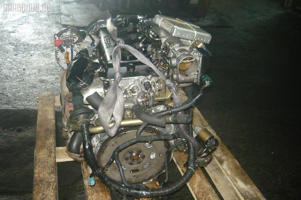 Двигатель NISSAN X-TRAIL T30 QR20DE. Фото 7
