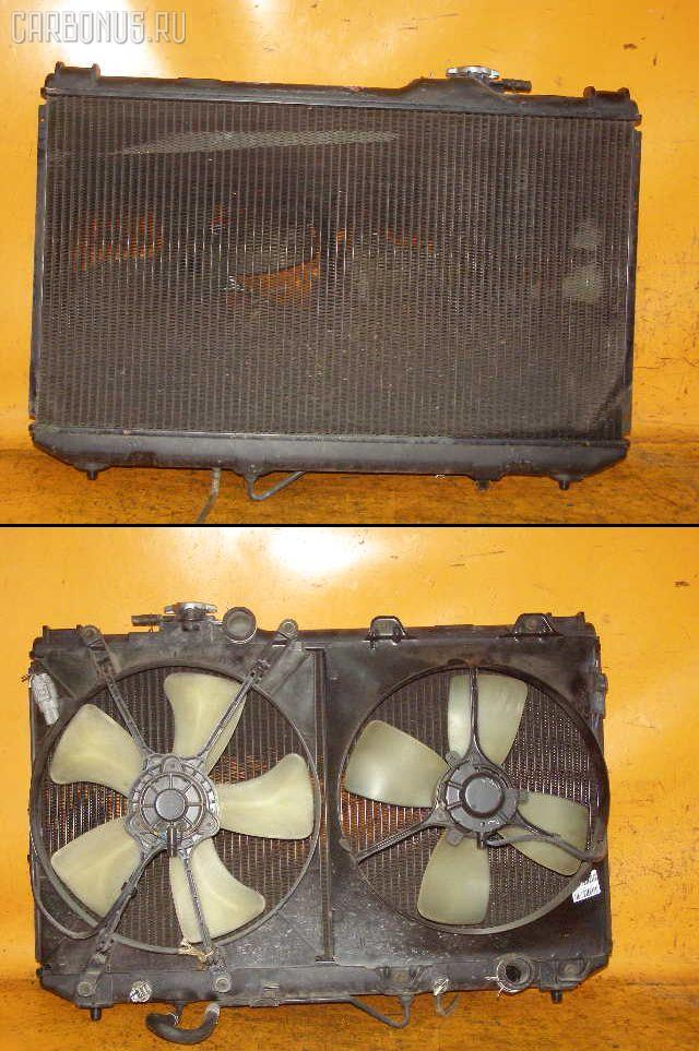 Радиатор ДВС TOYOTA VISTA SV33 3S-FE. Фото 7