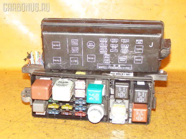 Блок предохранителей TOYOTA CAMRY SV30 4S-FE