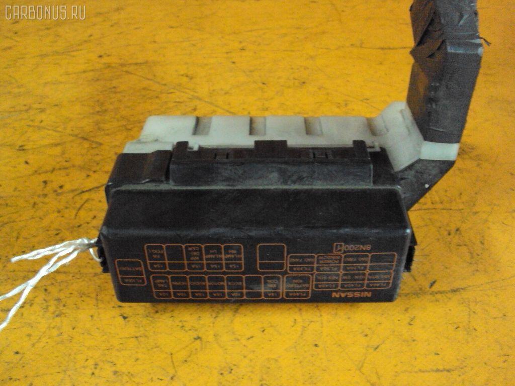 Блок предохранителей NISSAN SUNNY FB15 QG15DE. Фото 3