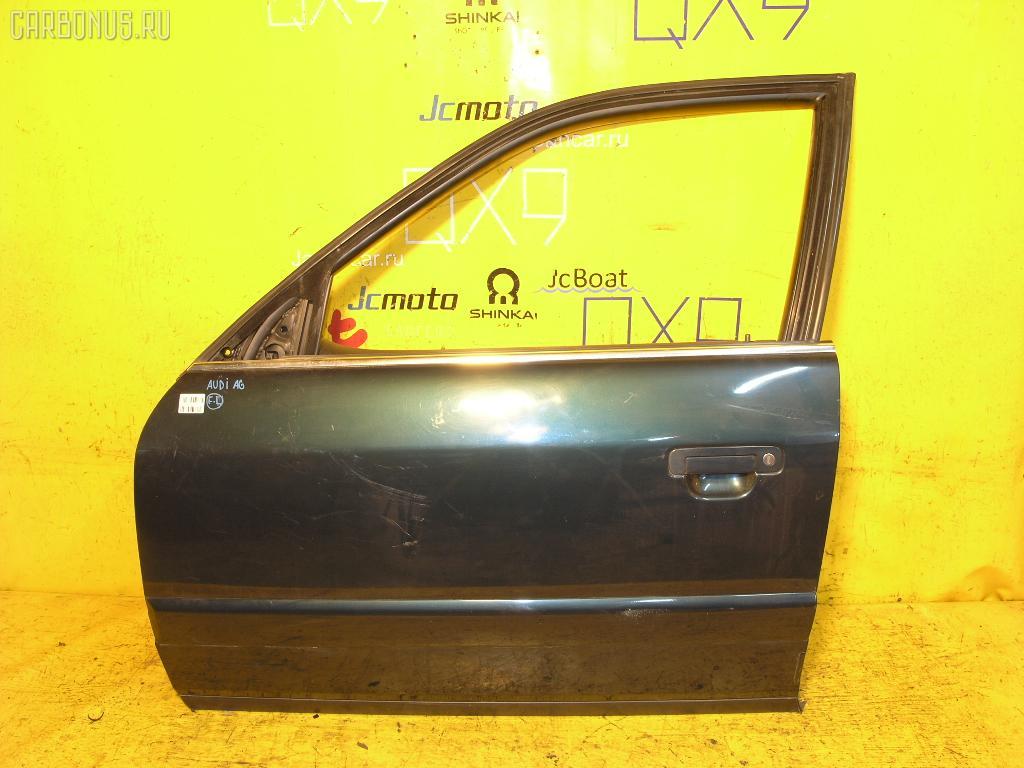 Дверь боковая AUDI A6 4AABC. Фото 1