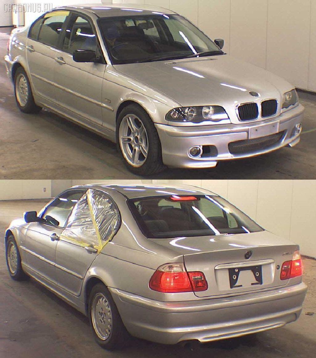Блок управления климатконтроля BMW 3-SERIES E46-AL32 M43-194E1 Фото 4
