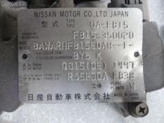 Брызговик Nissan Sunny FB15 Фото 2