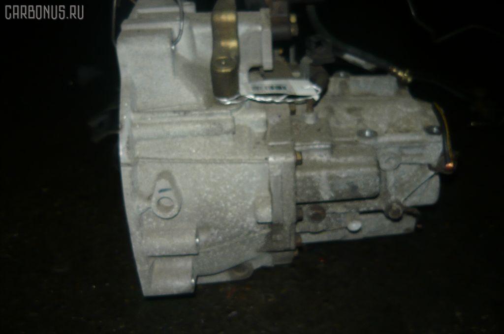 КПП механическая NISSAN SUNNY FB15 QG15DE. Фото 2