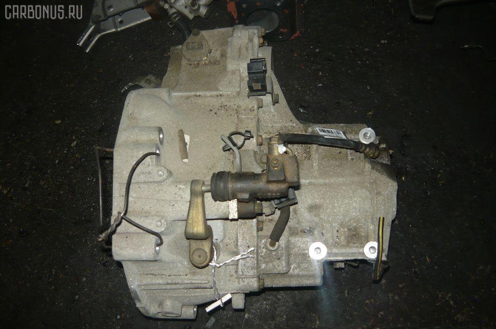 КПП механическая NISSAN SUNNY FB15 QG15DE. Фото 3