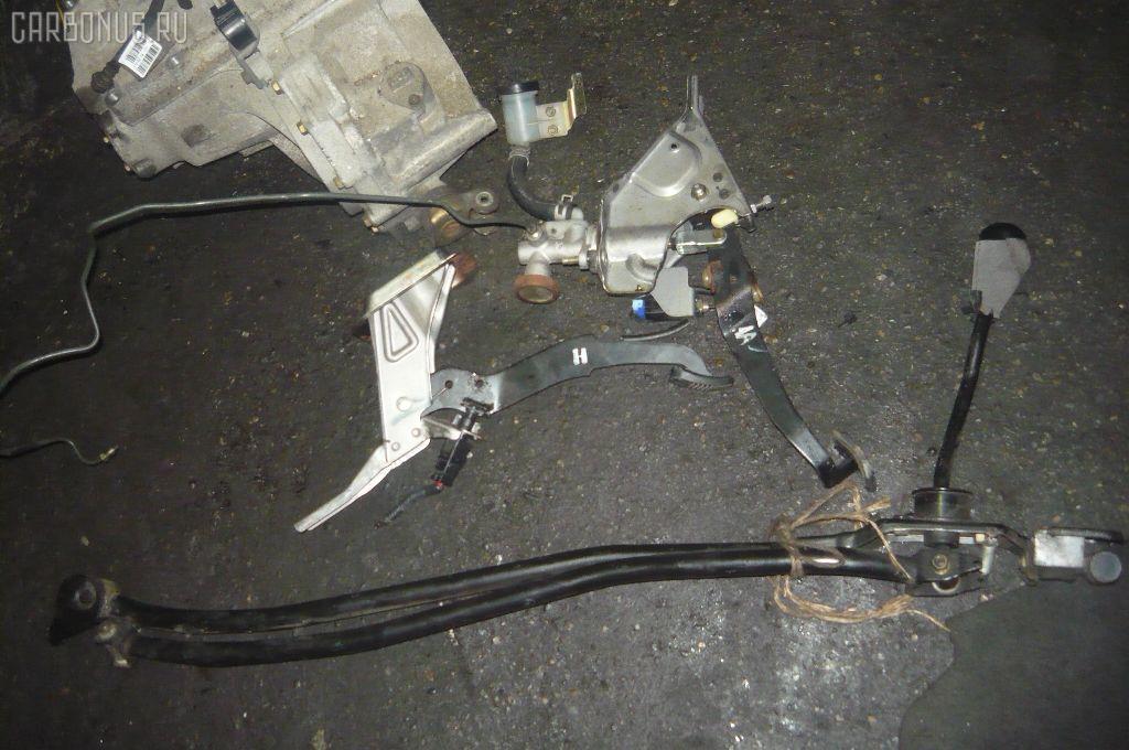 КПП механическая NISSAN SUNNY FB15 QG15DE. Фото 4