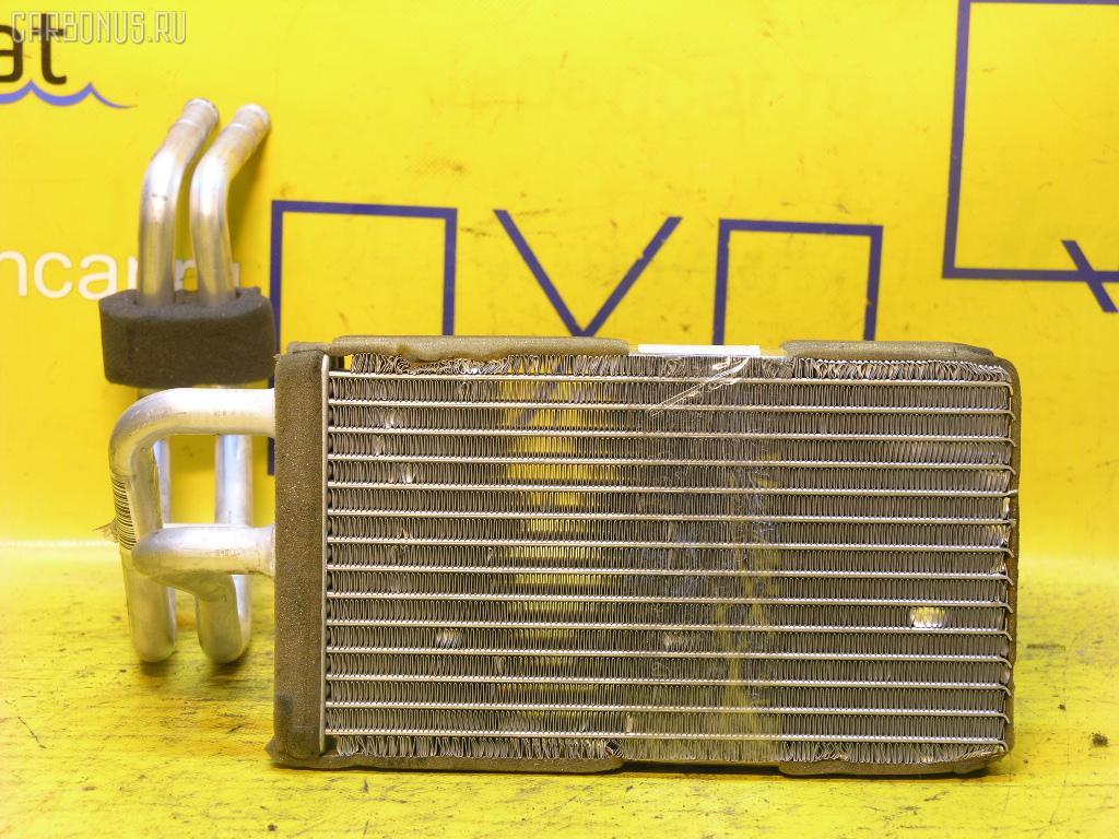 Радиатор печки SUBARU FORESTER SG5 EJ205-T Фото 2
