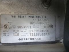 Радиатор печки SUBARU FORESTER SG5 EJ205-T Фото 3