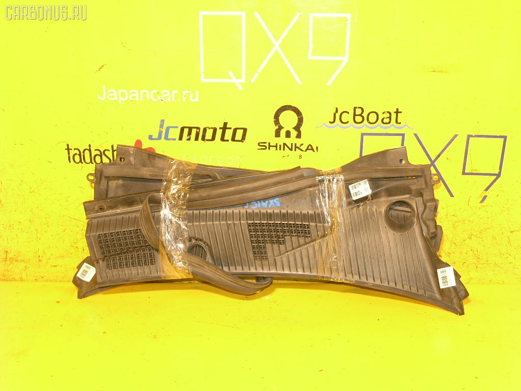 Решетка под лобовое стекло TOYOTA GAIA SXM15G. Фото 4