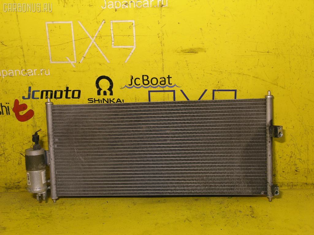 Радиатор кондиционера NISSAN PRIMERA WAGON WRP12 QR25DD. Фото 5