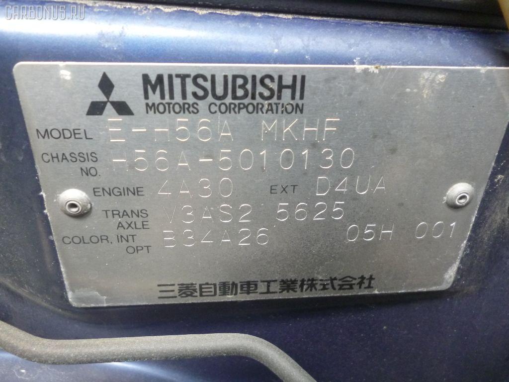 Бампер MITSUBISHI PAJERO MINI H56A Фото 3