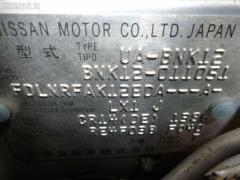 Крепление редуктора NISSAN MARCH BNK12 CR14DE Фото 3