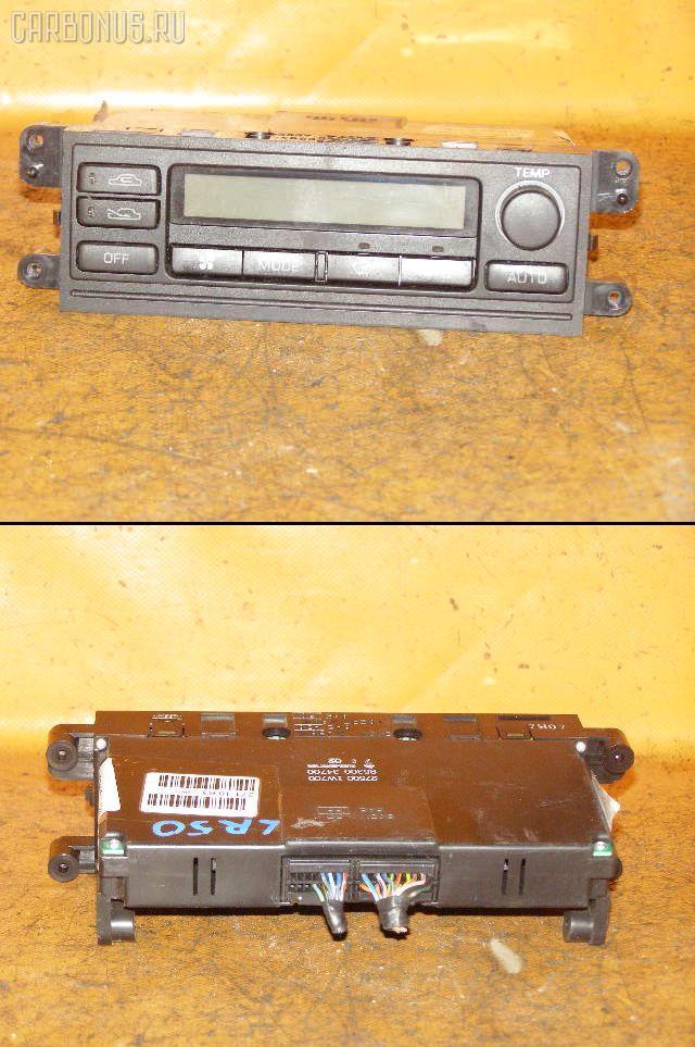 Блок управления климатконтроля NISSAN TERRANO LR50 VG33E. Фото 2
