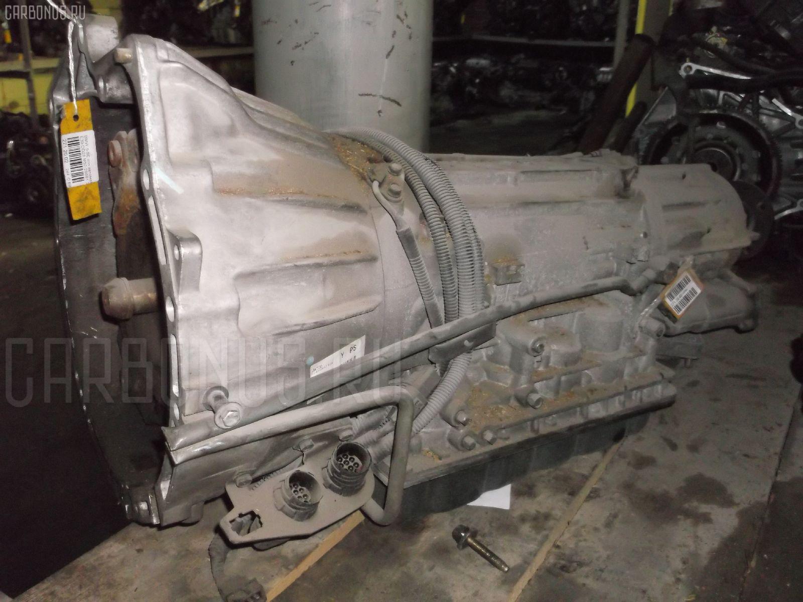 КПП автоматическая BMW 5-SERIES E39-DD61 M52-286S1 Фото 1