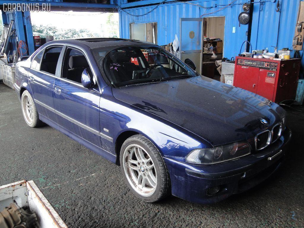 КПП автоматическая BMW 5-SERIES E39-DD61 M52-286S1 Фото 6