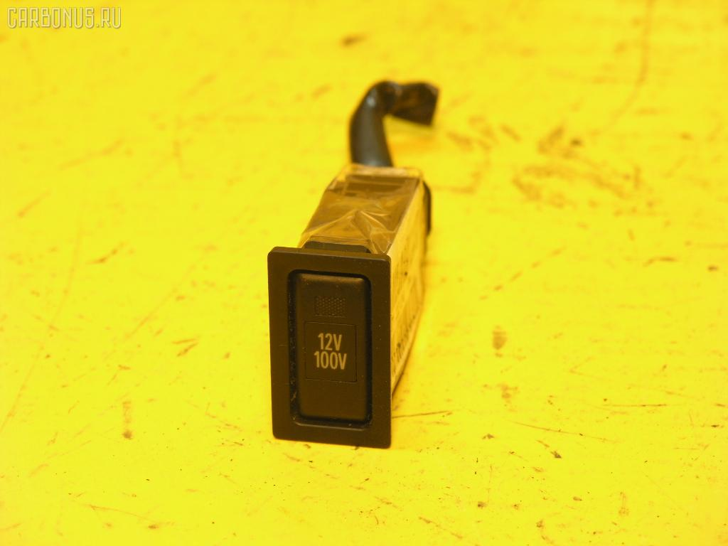 Кнопка TOYOTA CALDINA ST210G. Фото 1