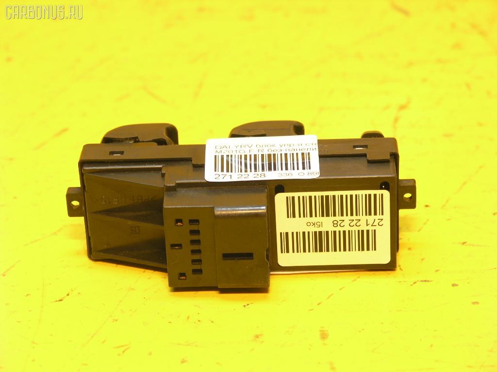 Блок упр-я стеклоподъемниками DAIHATSU YRV M201G. Фото 8