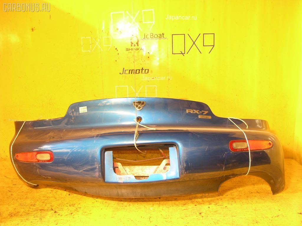 Бампер Mazda Efini rx-7 FD3S Фото 1