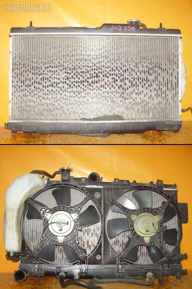 Радиатор ДВС SUBARU IMPREZA WAGON GG3 EJ15. Фото 11
