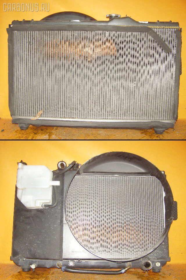 Радиатор ДВС TOYOTA CRESTA JZX100 1JZ-GE. Фото 8