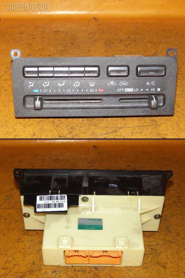 Блок управления климатконтроля TOYOTA IPSUM SXM10G 3S-FE. Фото 9
