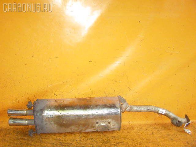 Глушитель HONDA SABER UA2 G25A. Фото 1