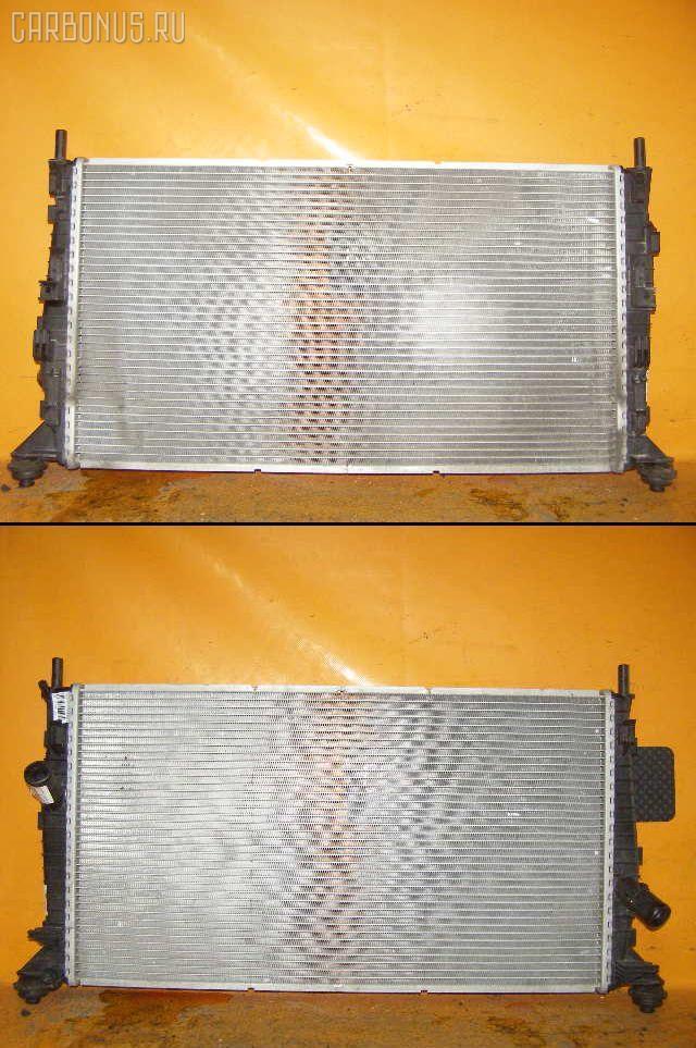 Радиатор ДВС FORD FOCUS II WF0AOD AODA. Фото 5
