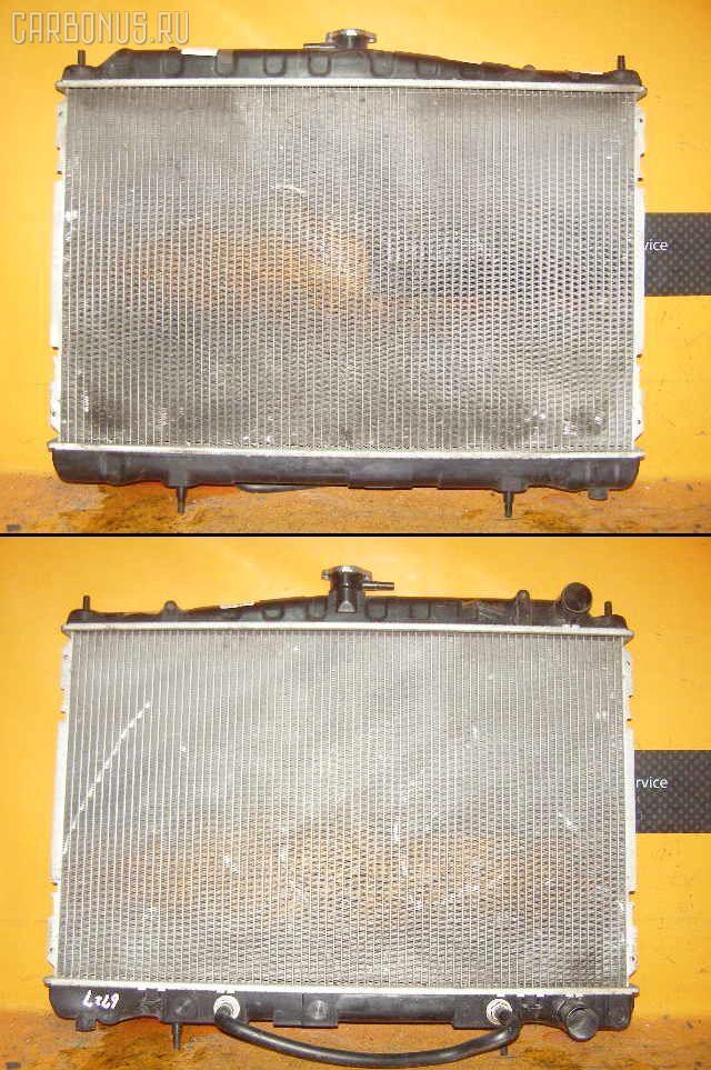 Радиатор ДВС NISSAN SKYLINE HR34 RB20DE. Фото 9